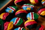 Namibia Deutschland Muffins