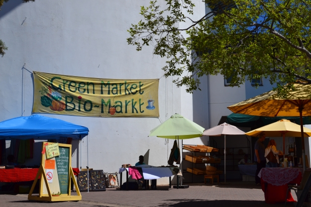 Green Market Windhoek
